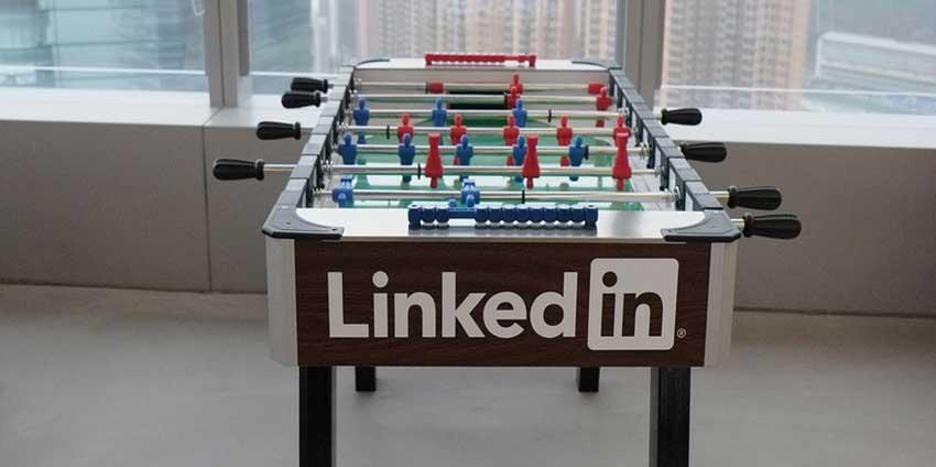 Share Company LinkedIn Update