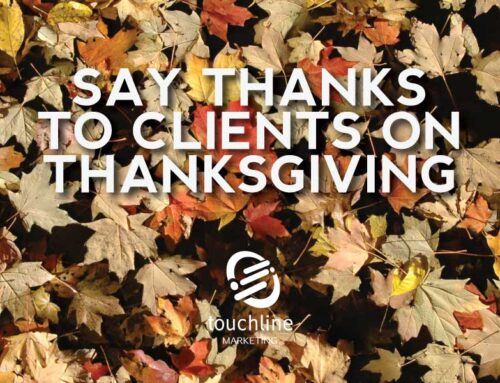 4 Quick & Easy Ways To Say Thanks To Clients On Thanksgiving