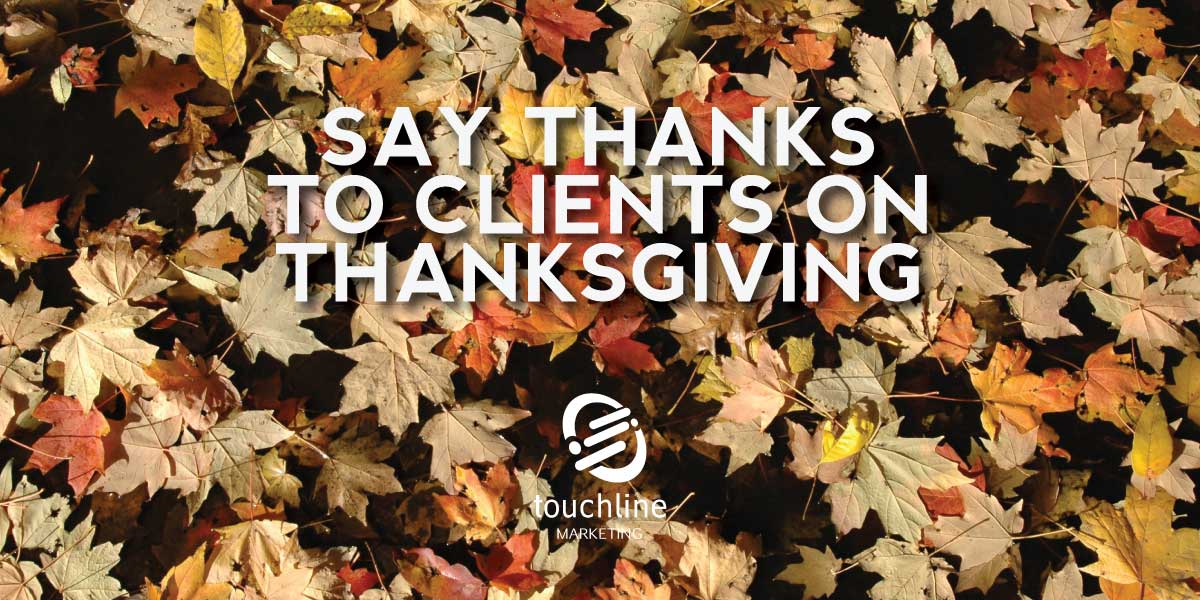 Clients On Thanksgiving